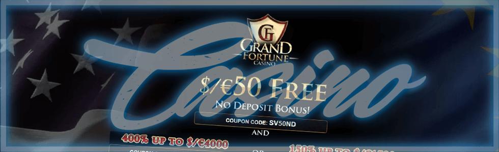 Иностранные казино выбают бездепозитные бонусы в долларах США